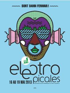 Festival de musiques électroniques, Les Electropicales 2013, La Réunion