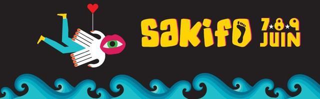 Affiche du Sakifo 2013 - festival de musiques de La Réunion