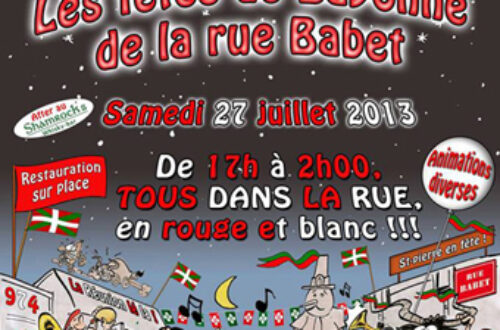 Article : Feria de La Réunion : une basquarade