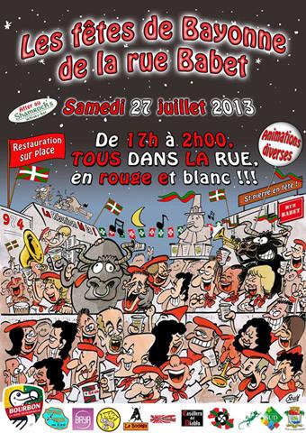 Affiche de la feria 2013 de Saint-Pierre de La Réunion