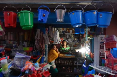 Article : Chez moi à Dhobighat