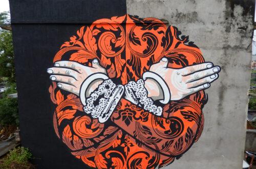 Article : Chifumi : le street art s'enracine