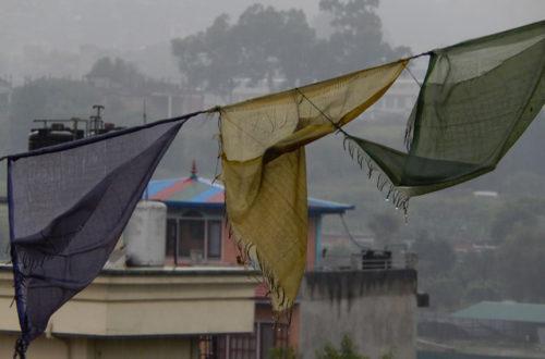 Article : Après Dashain vient la tempête