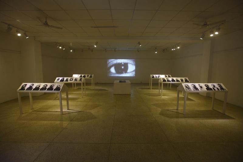 L'exposition In Visible a été agencée par photo.circle © Gopen Rai