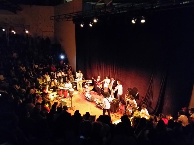 Tritonik en concert à l'IFM le vendredi 8 juillet 2016 © S.H